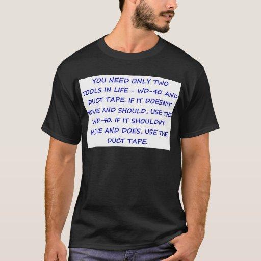 Tools. T-Shirt