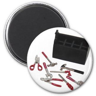 ToolsMiniature070109 2 Inch Round Magnet
