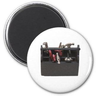 ToolsMiniatureA070109 2 Inch Round Magnet