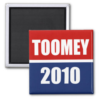 TOOMEY 2010 MAGNETS
