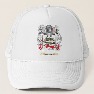 Toomey Family Crest (Coat of Arms) Trucker Hat
