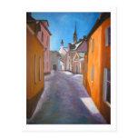 Toompea Postcard