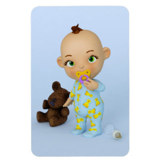Toon Baby Premium Flexi Magnet