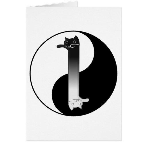 Toon Tao of Longcat Card