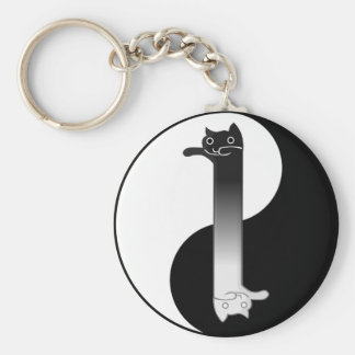 Toon Tao of Longcat Keychain