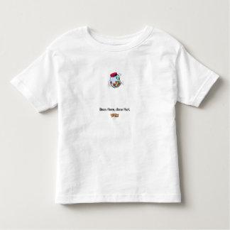 Toon Town's Gag Jelly Bean Logo Disney Toddler T-shirt