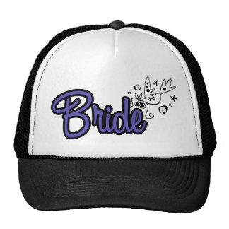 ToonDoveBrideInd Trucker Hat