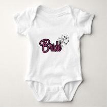 ToonDoveBridePink Baby Bodysuit
