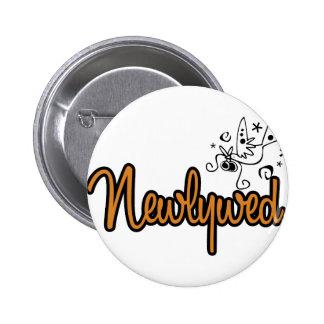 ToonDoveNewlywedOrange Button