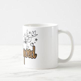 ToonDoveNewlywedOrange Classic White Coffee Mug
