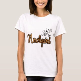 ToonDoveNewlywedOrange T-Shirt