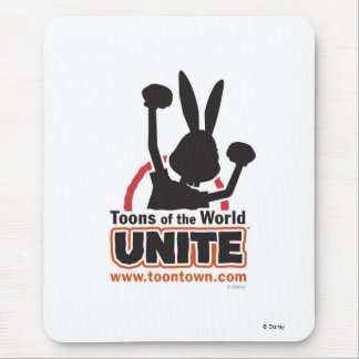 Toons Unite Disney Mouse Pads