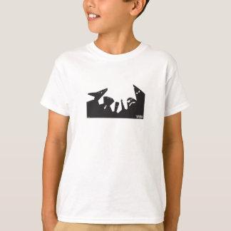 Toontown Cogs' Silhouette Disney T-Shirt