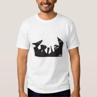 Toontown Cogs' Silhouette Disney Tshirts