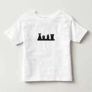 Toontown Cogs skyline Disney Toddler T-shirt