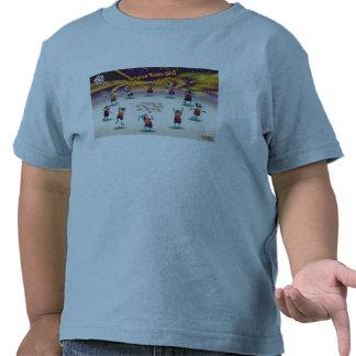 "Toontown ""consigue a su Toon encendido!"" Poster Camiseta"