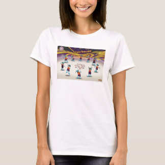 """Toontown """"Get Your Toon On!"""" Poster Disney T-Shirt"""
