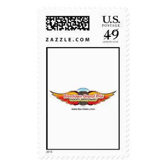 Toontown Grand Prix Goofy Speedway Stamp