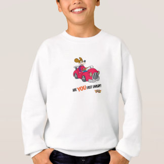 "Toontown Kart Racer ""Are you fast enough?"" Disney Sweatshirt"