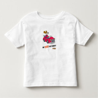 """Toontown Kart Racer """"Are you fast enough?"""" Disney Tee Shirts"""