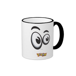Toontown Logo Disney Coffee Mug