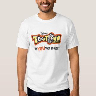 Toontown logo Disney Tee Shirt