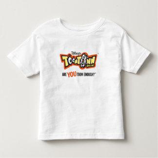 Toontown logo Disney Toddler T-shirt