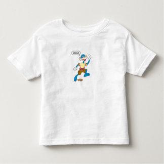 "Toontown Monkey ""Toons of the world unite!"" Disney Toddler T-shirt"