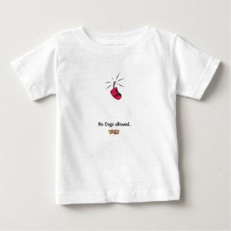 Toontown ningunos dientes permitió el diseño camisas