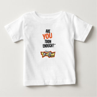 Toontown Official Logo Are You Toon Enough? Disney Tees