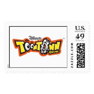 ToonTown Online logo Disney Postage