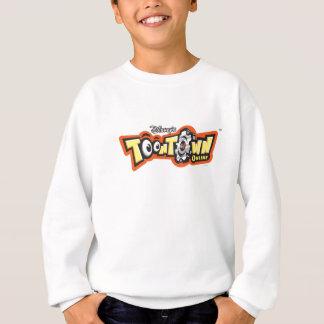 ToonTown Online logo Disney Sweatshirt