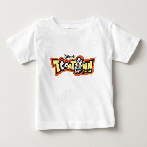 Toontown online logo disney t shirt zazzle for Logo t shirts online