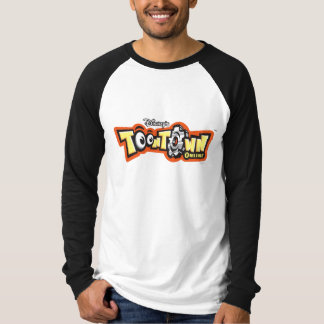 ToonTown Online logo Disney T-Shirt