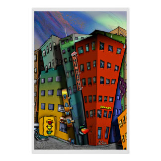 ToonTown Posters