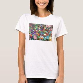 Toontown toons unite Disney T-Shirt
