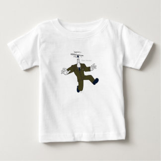 Toontown's Cogs Flying Disney Baby T-Shirt