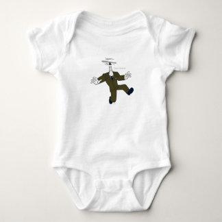 Toontown's Cogs Flying Disney Infant Creeper