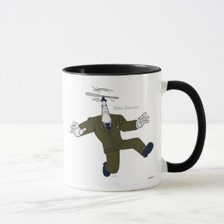 Toontown's Cogs Flying Disney Mug
