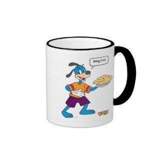 Toontown's Flippy Disney Ringer Coffee Mug