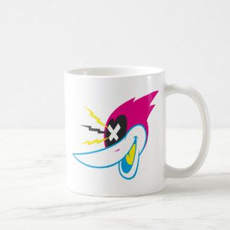 Toonwood Classic White Coffee Mug