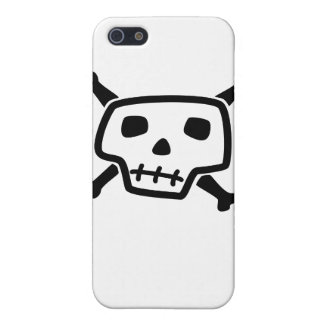 Toony Skull iPhone 4 Case
