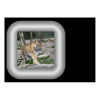 toony tiger large business cards (Pack of 100)