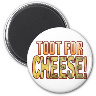 Toot For Blue Cheese Magnet