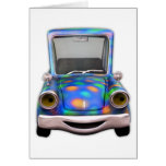 Toot! Toot! the Cute Little Cartoon Car Cards