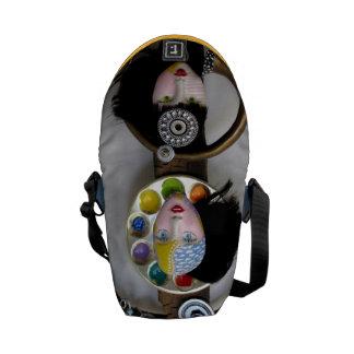 Toot Your Own Horn Messenger Bag