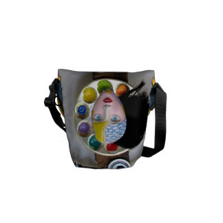 Toot Your Own Horn Courier Bag