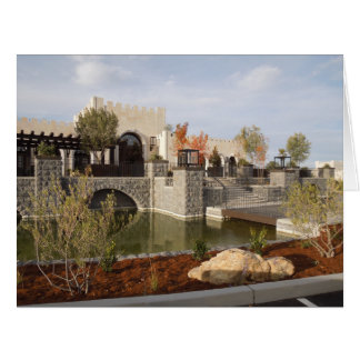 Tooth and Nail Castle Winery in Paso Robles Card