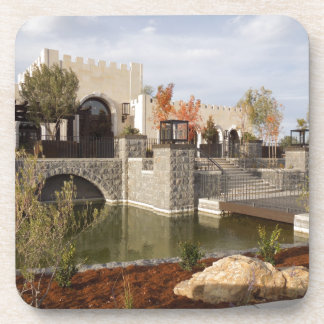 Tooth and Nail Castle Winery in Paso Robles Coaster