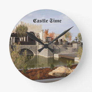 Tooth and Nail Castle Winery in Paso Robles Round Clock